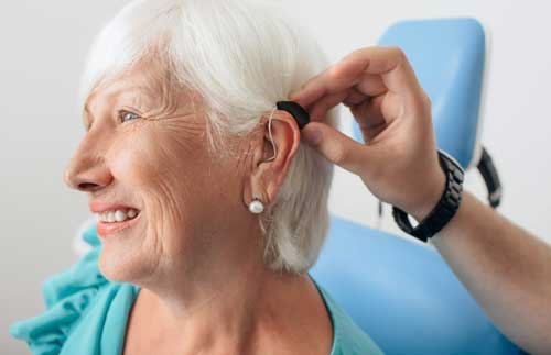 oticon hearing aids, Hearing aid servicing and repair
